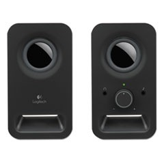 Z150 Multimedia Speakers, Black