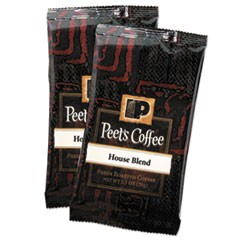 Coffee Portion Packs, House Blend, 2.5 oz Frack Pack, 18/Box
