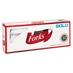 FORK,PS,500CT,WH