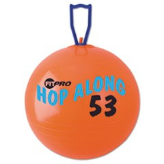 BALL,FIT PRO 53CM,RD