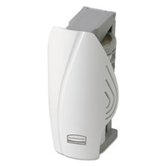 "TC TCell Odor Control Dispenser, 2.75"" x 2.5"" x 5.25"", White"