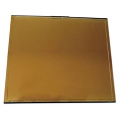Gold-Coated Polycarbonate Filter Plates, 15/Carton