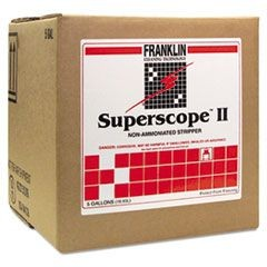 Superscope II Non-Ammoniated Floor Stripper, Liquid, 5 gal. Box