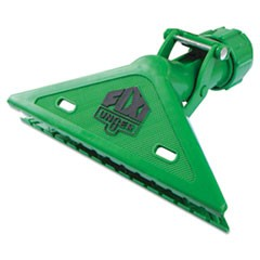 Fixi Clamp, Plastic, Green