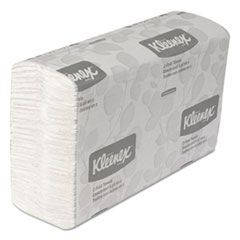 C-Fold Paper Towels, 10 1/8 x 13 3/20, White, 150/Pack, 16 Packs/Carton