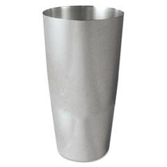 Bar Shaker, 30 oz, Stainless Steel w/Mirror Finish