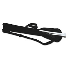 Display Easel Carrying Case, 38 1/5w x 1 1/2d x 6 1/2h, Nylon, Black
