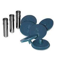 1Replacement Punch Head for 160-Sheet High-Capacity Punch, 9/32 Diameter