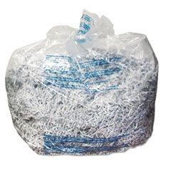 Shredder Bags, 35-60 gal Capacity, 100/BX