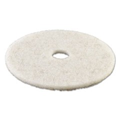 Ultra High-Speed Natural Hair Floor Pads, 21-Inch