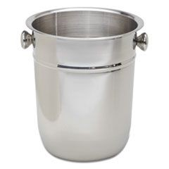 Stainless Steel Wine Bucket, 8 qt.