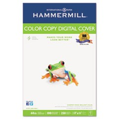 Copier Digital Cover Stock, 60 lbs., 17 x 11, Photo White, 250 Sheets