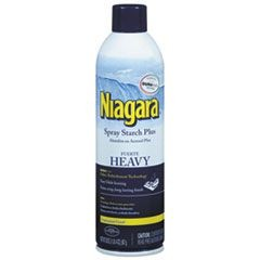 Spray Starch, 20oz, Aerosol