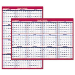 Vertical/Horizontal Wall Calendar, 24 x 36, 2016