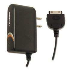 Wall Charger for iPod/iPhone, 30-Pin Connector