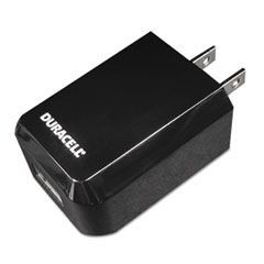 Wall Charger for USB Devices, No Cable Included