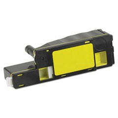 C1660 (332-0402) Compatible Toner, 1000 Page-Yield, Yellow
