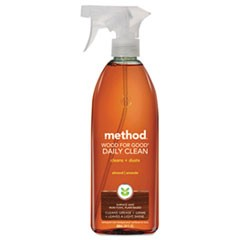 Wood for Good Daily Clean, 28 oz Spray Bottle