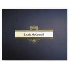 Regent Certificate Holders, 9 3/4 x 12 1/2, Navy Blue/Gold Foil, 10/Pack