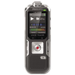 Voice Tracer 6000 Digital Recorder, 4 GB Memory, Silver Shadow/Anthracite