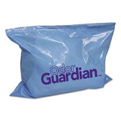 Odor Guardian Bag, 5 gal, 2 mil, 16 x 12, Blue, 500/CT