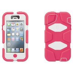 Survivor Case for Samsung S5, Pink