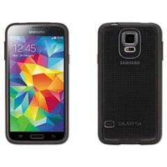 Reveal Case for Samsung Galaxy S5, Black/Clear