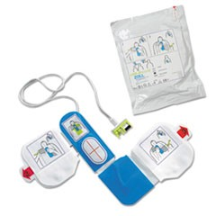 CPR-D-Padz Adult Electrodes, 5-Year Shelf Life