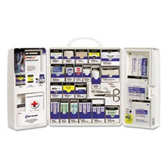 Large First Aid Kit, 209-Pieces, OSHA Compliant, Plastic Case