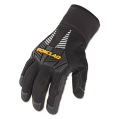 Cold Condition Gloves, Black, Large