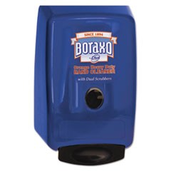 "2L Dispenser for Heavy Duty Hand Cleaner, Blue, 10.49""x4.98""x6.75"""