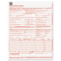 CMS Forms, 8 1/2 x 11, 500/Ream