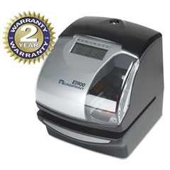 1ES900 Digital Automatic 3-in-1 Machine, Silver and Black