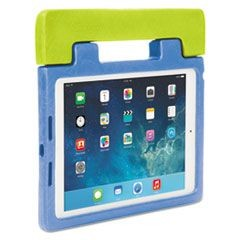 Rugged Carry Case & Stand for iPad Air, Blueberry