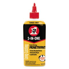 13-IN-ONE Professional High-Performance Penetrant, 4 oz Bottle, 12/CT