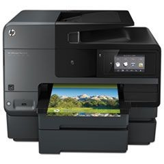 Officejet Pro 8630 e-All-in-One Inkjet Printer, Copy/Fax/Print/Scan