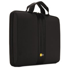 Laptop Sleeve, 14 1/4 x 1 7/8 x 11, Black