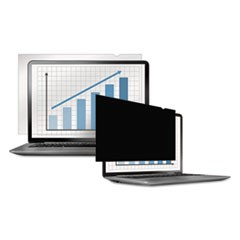 "PrivaScreen Blackout Privacy Filter for 15.6"" Widescreen LCD, 16:9"