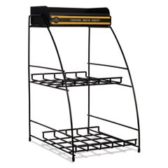 "Wire Rack Coffee Organizer for K-cup, 9"" x 11"" x 17 2/5"""