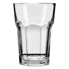 New Orleans Iced Tea Glasses, 14.5oz, Clear, 36/Carton