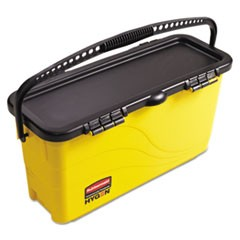 HYGEN Top Down Charging Bucket, Yellow/Black
