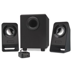 Z213 Multimedia Speakers, Black