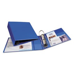 Heavy-Duty Binder with One Touch EZD Rings, 11 x 8 1/2, 3