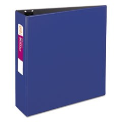 Durable Binder with Slant Rings, 11 x 8 1/2, 3