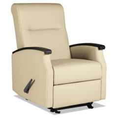 Florin Collection Room Saver Recliner, Taupe Vinyl