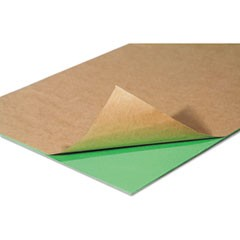 WonderFoam Peel & Stick Sheets, Assorted Colors, 9 x 12