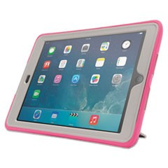 Survivor Slim Case, For iPad Air, Gray/Pink
