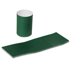 "Napkin Bands, Paper, Hunter Green, 1 1/2"", 4000/Carton"