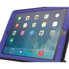 Survivor Slim Case, For iPad Air, Black/Blue