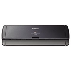 imageFORMULA P-215II Personal Document Scanner, 600 dpi Optical Resolution, 20-Sheet Duplex Auto Document Feeder